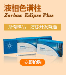 ZORBAX Eclipse Plus 液相色谱柱