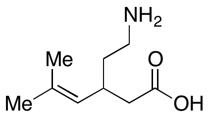 CAS#NA 3-(Aminoethyl)-5-methyl-4-hexenoic Acid 2.5