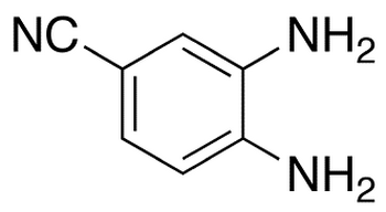 CAS#17626-40-3 3,4-Diaminobenzonitrile 100mg