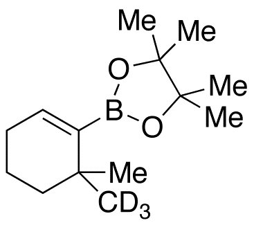 CAS#NA 2-(6,6-Dimethyl-1-cyclohexen-1-yl)-4,4,5,5-