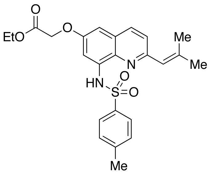 CAS#316124-90-0 Ethyl 2-[2-(2-Methyl-1-propenyl)-6