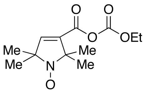 CAS#19187-50-9 Ethyl 1-Oxy-2,2,5,5-tetramethyl-3-p