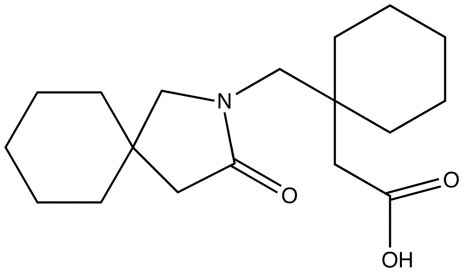 CAS#1076198-17-8 Gabapentin Related Compound D 2mg