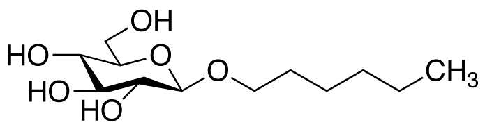 CAS#59080-45-4 Hexyl β-D-Glucopyranoside 500mg