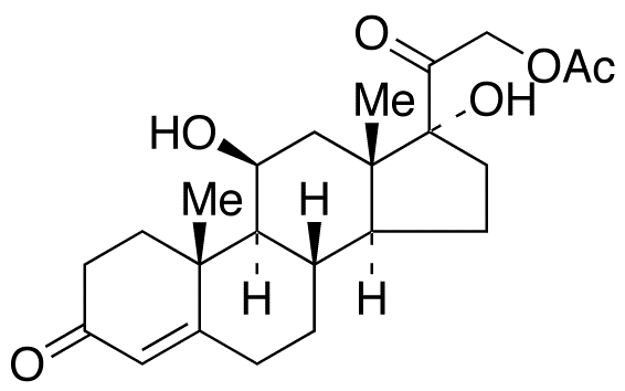 CAS#50-03-3 Hydrocortisone 21-Acetate 1g