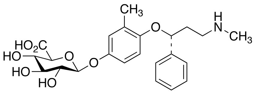 CAS#540729-08-6 4'-Hydroxy Atomoxetine &beta