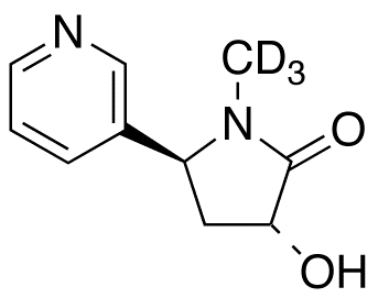 CAS#159956-78-2 trans-3'-Hydroxy Cotinine-d3 1mg