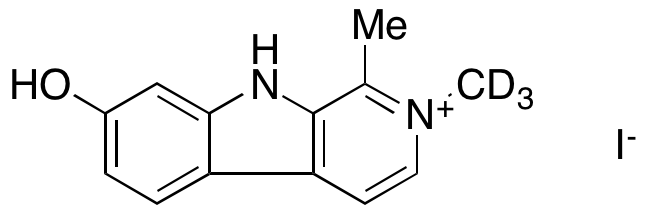 CAS#NA 7-Hydroxy-1,2-dimethyl-9H-pyrido[3,4-b]indo