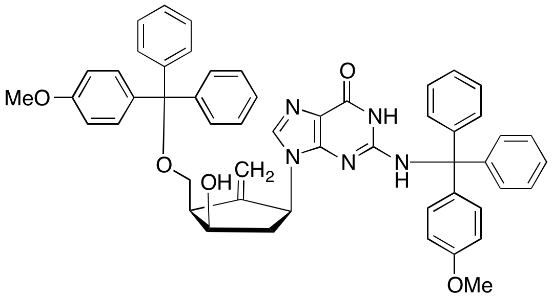 CAS#NA 9-((1S,3R,4R)-4-Hydroxy-3-(((4-methoxypheny