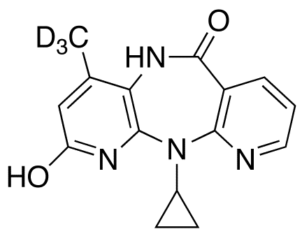 CAS#1329834-05-0 2-Hydroxy Nevirapine-d3 1mg