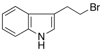 CAS#3389-21-7 Indolyl-3-(ethyl-β-bromide) 1g