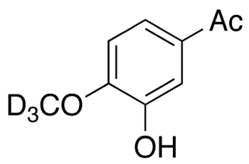 CAS#1246817-04-8 Isoacetovanillone-d3 2.5mg