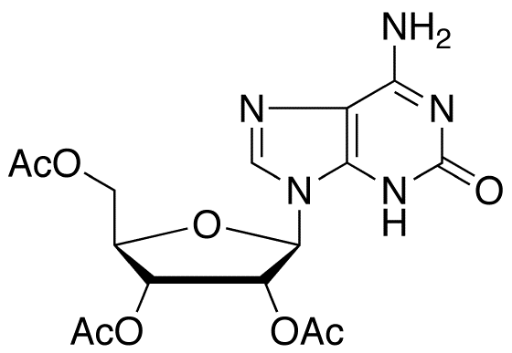 CAS#173098-06-1 Isoguanosine Triacetate 100mg