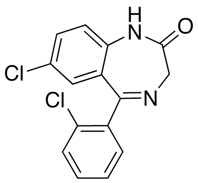 CAS#2894-67-9 Delorazepam (100 ug/mL in Methanol)