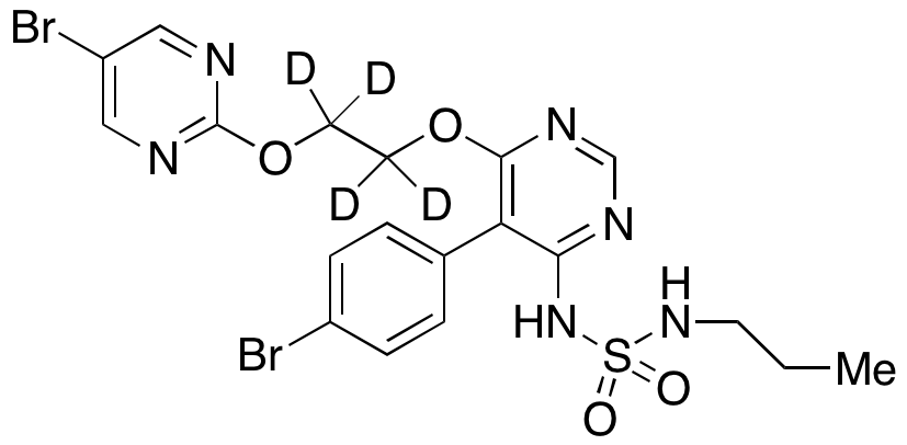 CAS#1258428-05-5 Macitentan-d4 1mg