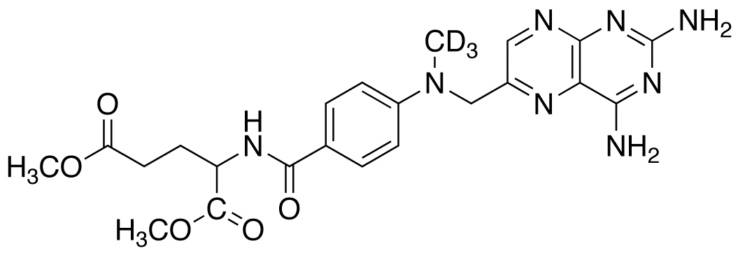 CAS#432545-60-3 Methotrexate-d3 Dimethyl Ester 2.5