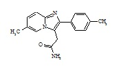 CAS#365213-58-7 Zolpidem Related Compound 4