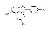 CAS#189005-44-5 Zolpidem Related Compound 5