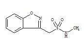 CAS#68292-02-4 N-Methyl Zonisamide