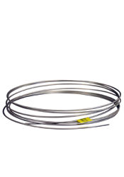 Tubing, 0.005 in.  (0.127 mm) I.D.  X 10 ft  (3.0 m) Length , Stainless Steel