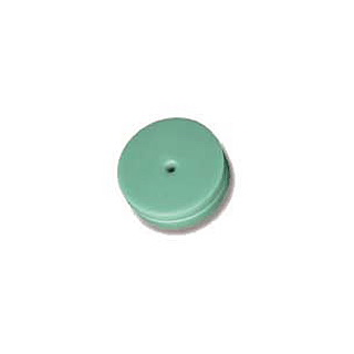 Advance Green non-stick 11 mm inlet septa, 400/pk
