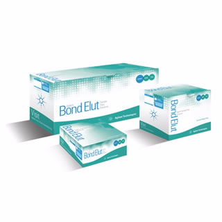 Bond Elut Plexa PCX, 60 mg, 3 mL, 500/pk