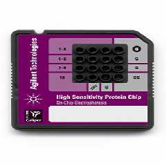 High Sensitivity Protein 250 ladder