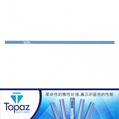 Topaz衬管分流 PTV 2mm x 2.75 x 120适用于 Thermo GCs, 5-pk 2mm x 2.75 x 120 5/pk